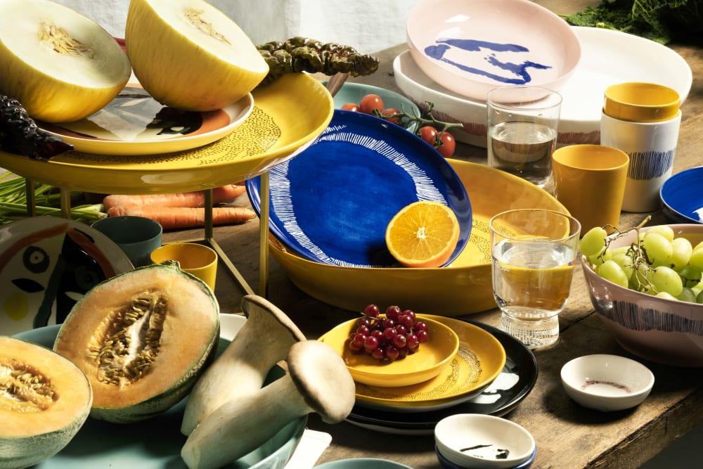 Was für ein Fest! Yotam Ottolenghi entwirft Geschirr für Serax