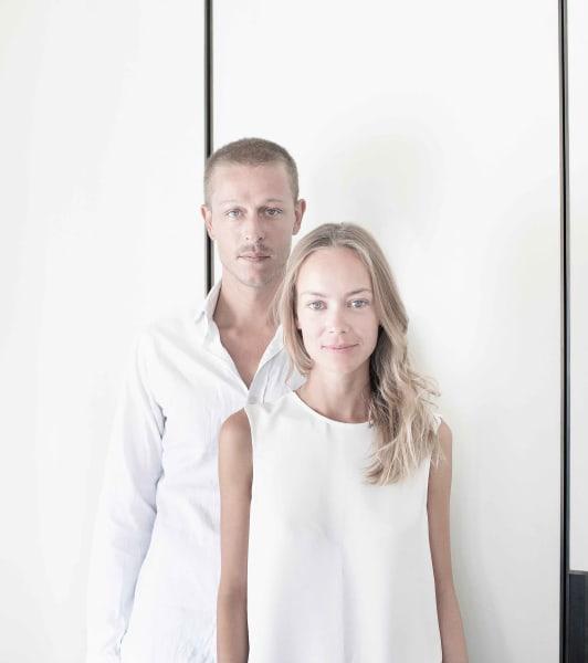Das Mailänder Studio Quincoces-Dragò besteht aus David Lopez Quincoces und Fanny Bauer Grung. Beide haben Kunstgeschichte und danach Architektur studiert.