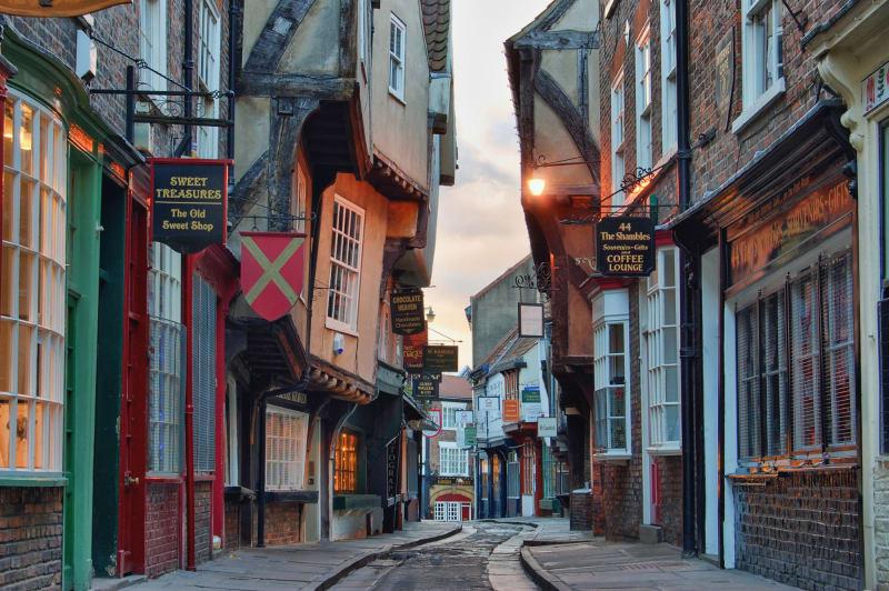 7. York, England
