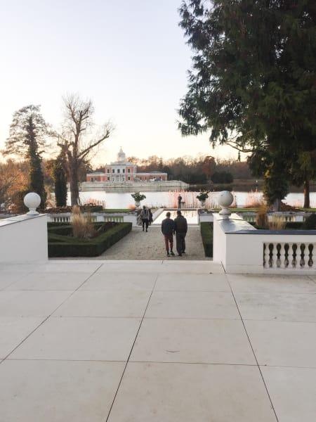 Hier wohnt Wolfgang Joop nicht mehr – AD traf ihn in seiner Villa in Potsdam, die er mittlerweile verkauft hat.
