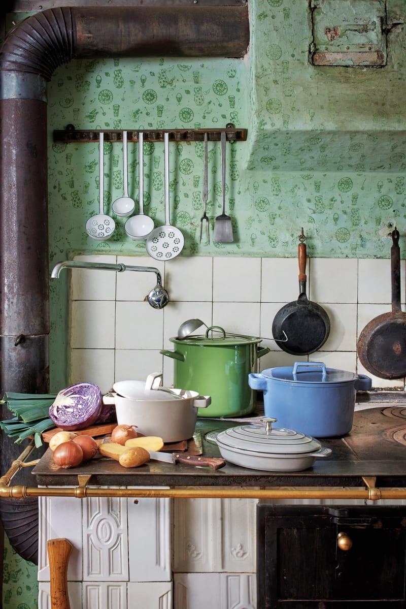 AD Produktion La La Land Küche
