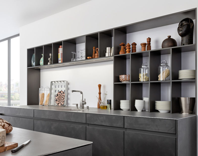 Küche Leicht Concrete
