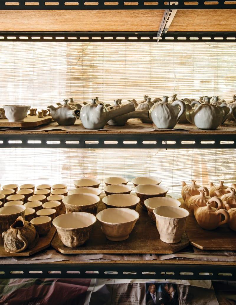 Cha Jun Ho Keramik Rohlinge