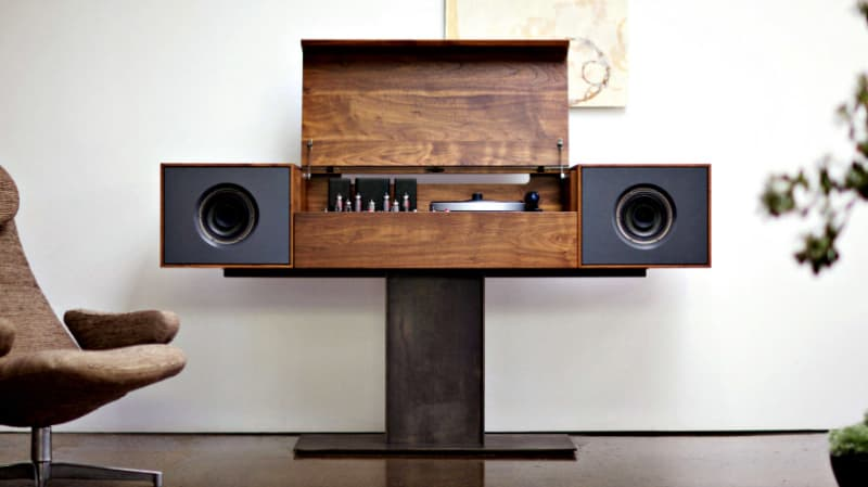 "5. ""Modern Record Console"""