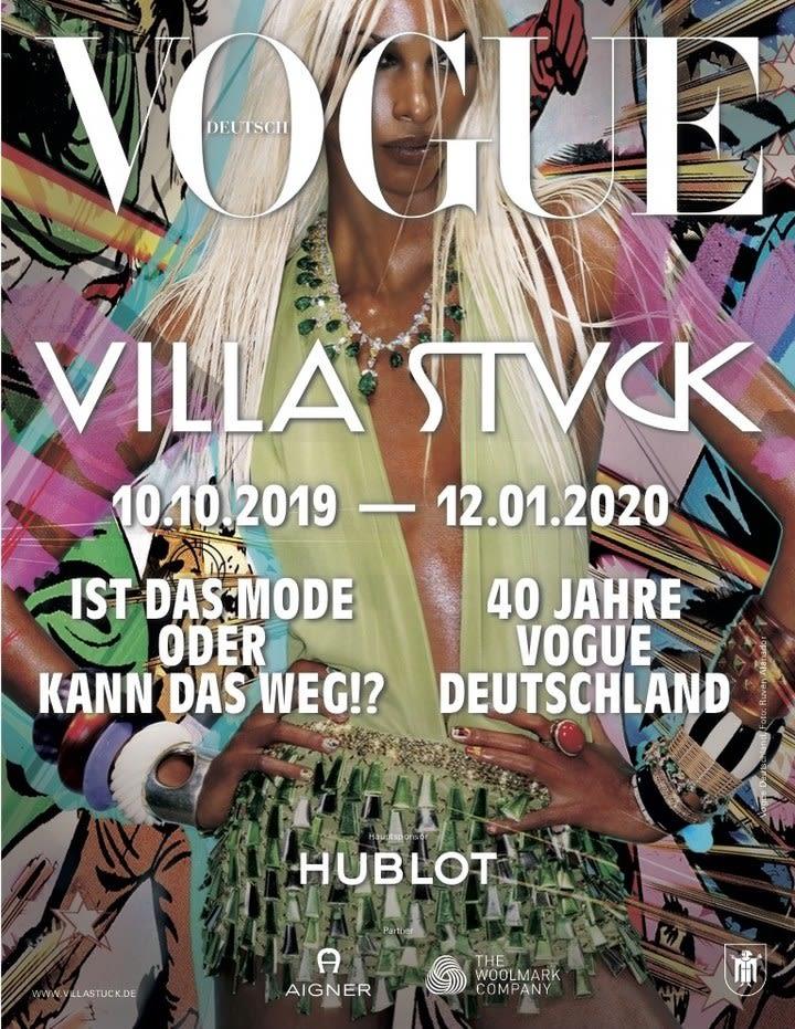 """""""Ist das Mode oder kann das weg!? 40 Jahre Vogue Deutschland"""""""
