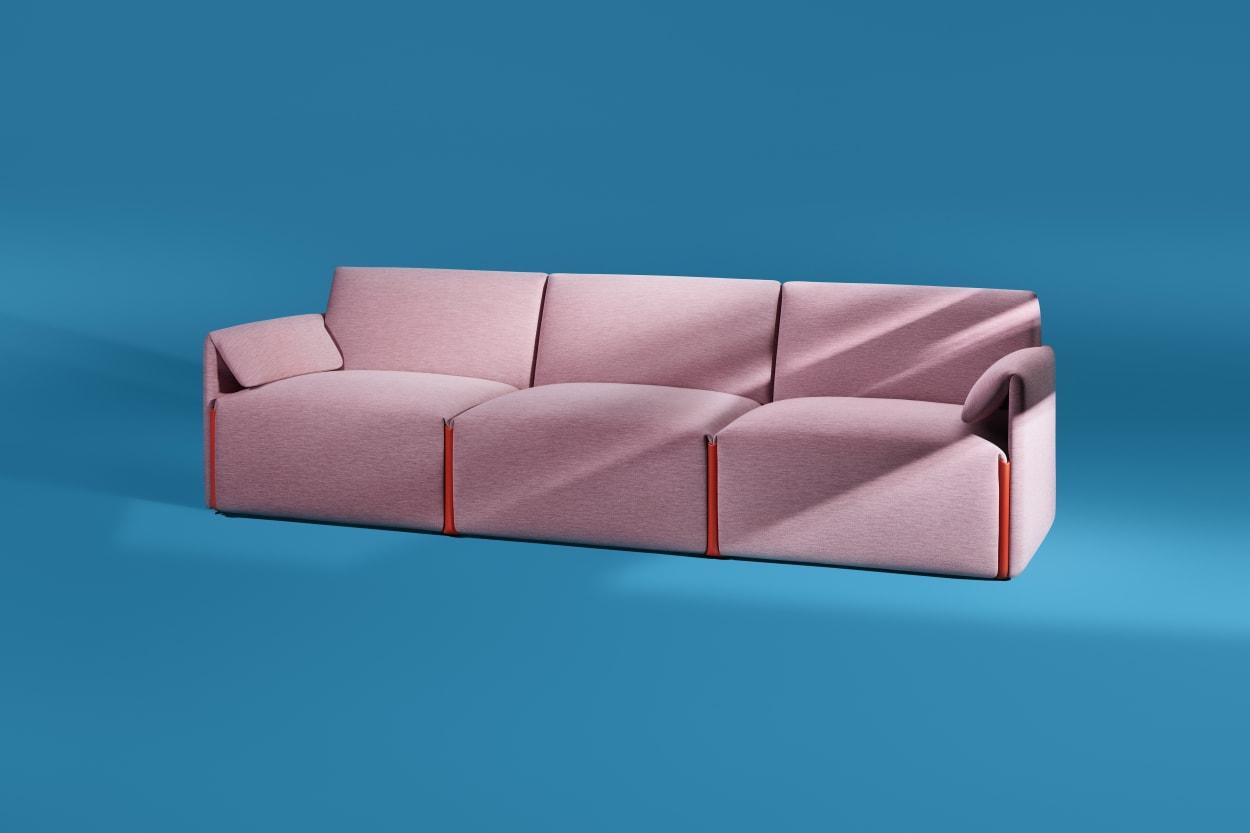 Magis Design, Stefan Diez, Costume, Sofa, modular