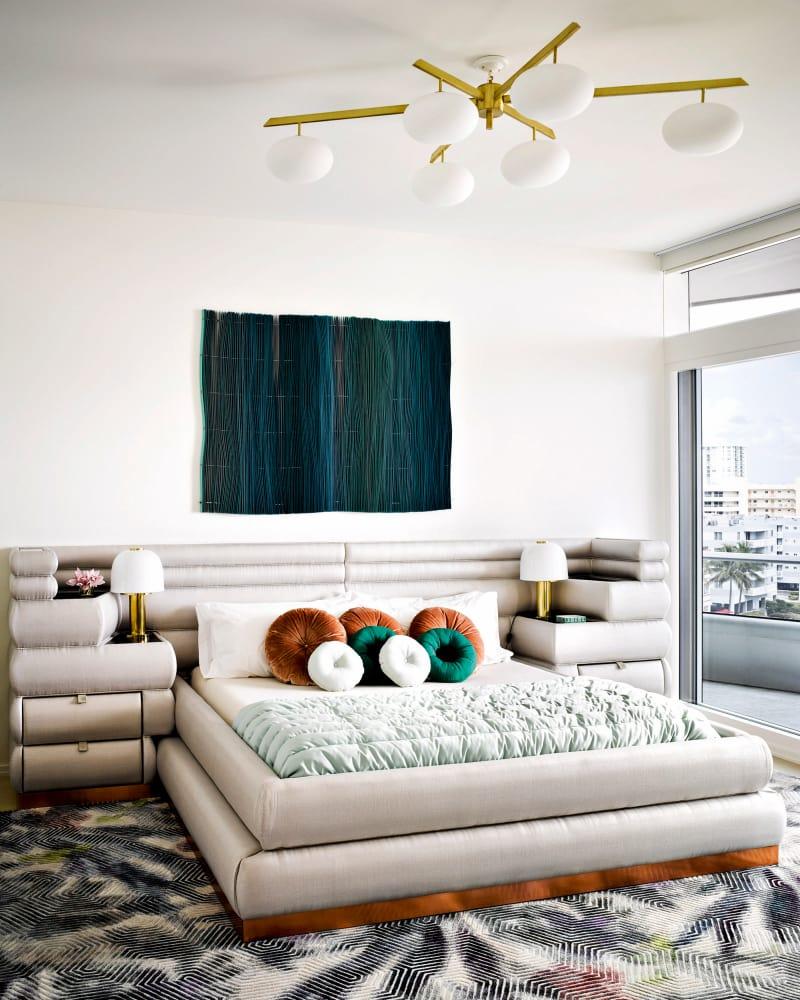 Barbarella Beach Schlafzimmer