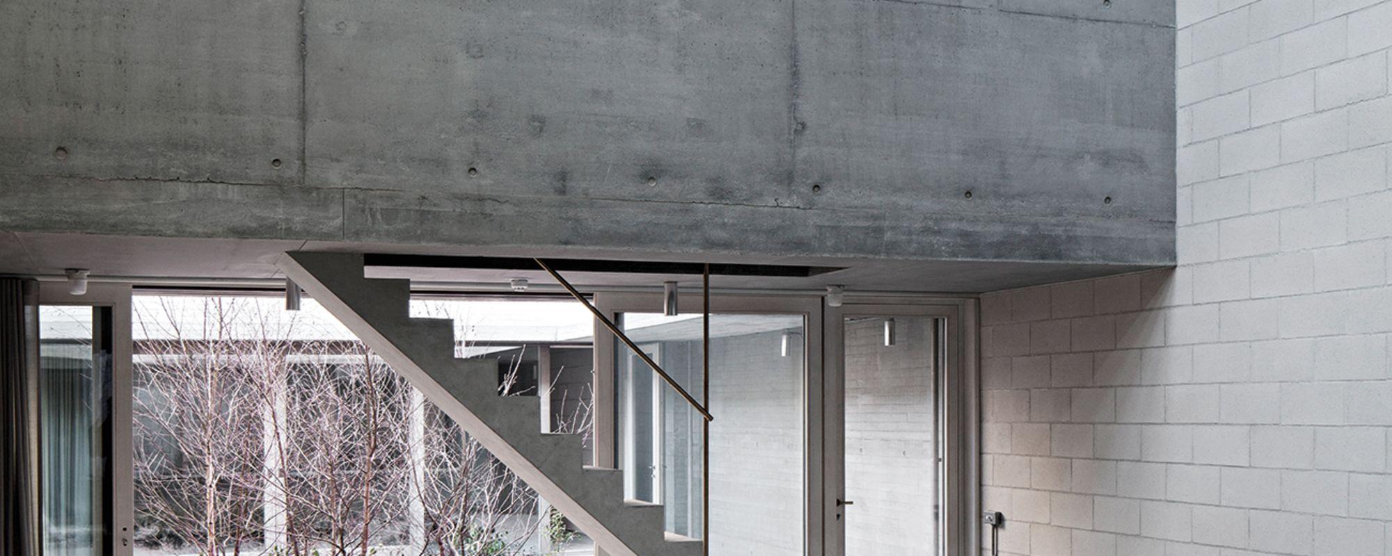 Juergen Teller, Studio, offenes Wohnen, Interior, Architektur