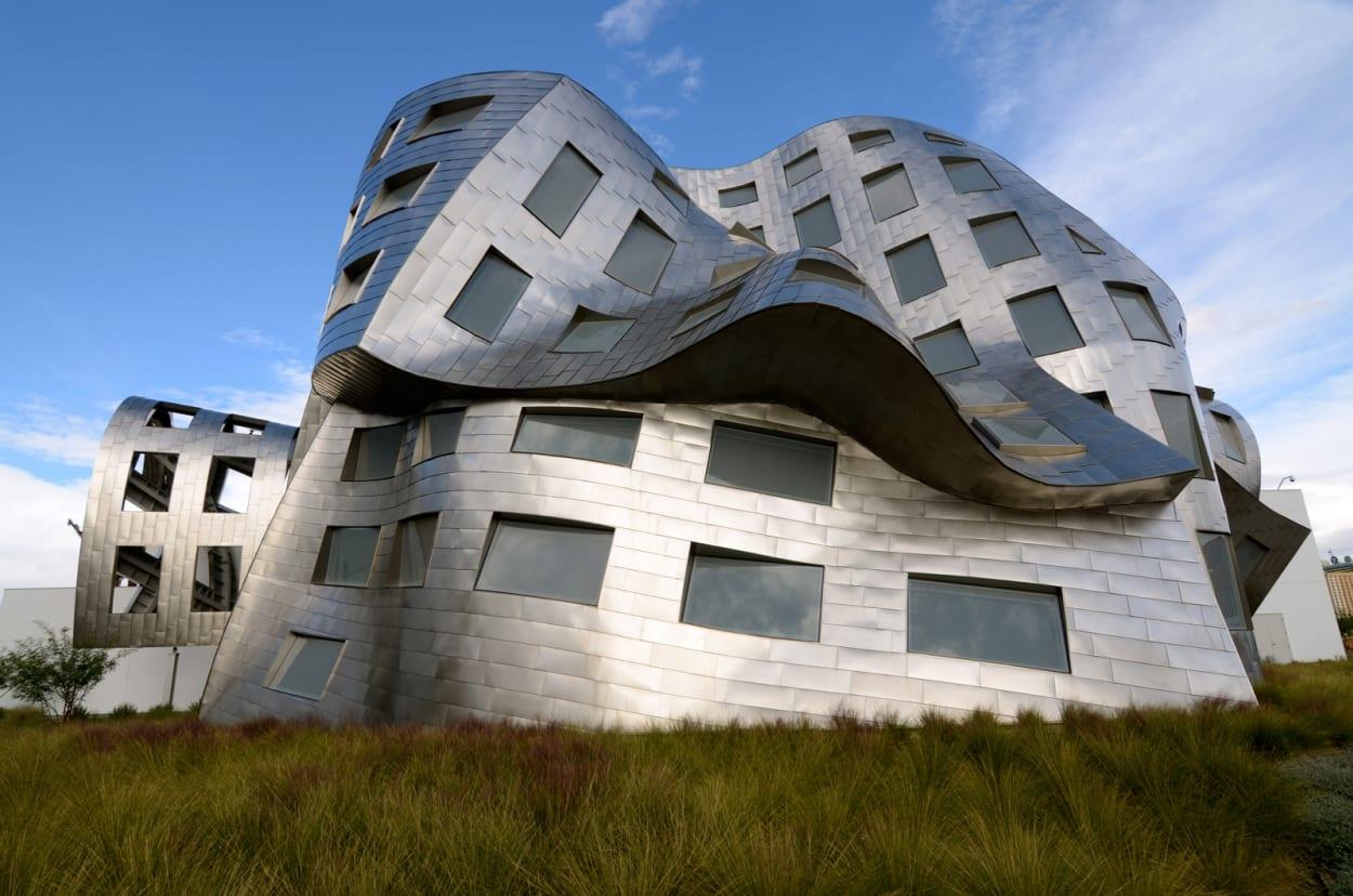 Frank Gehry Bauten, Lou Ruvo Brain Center for Health