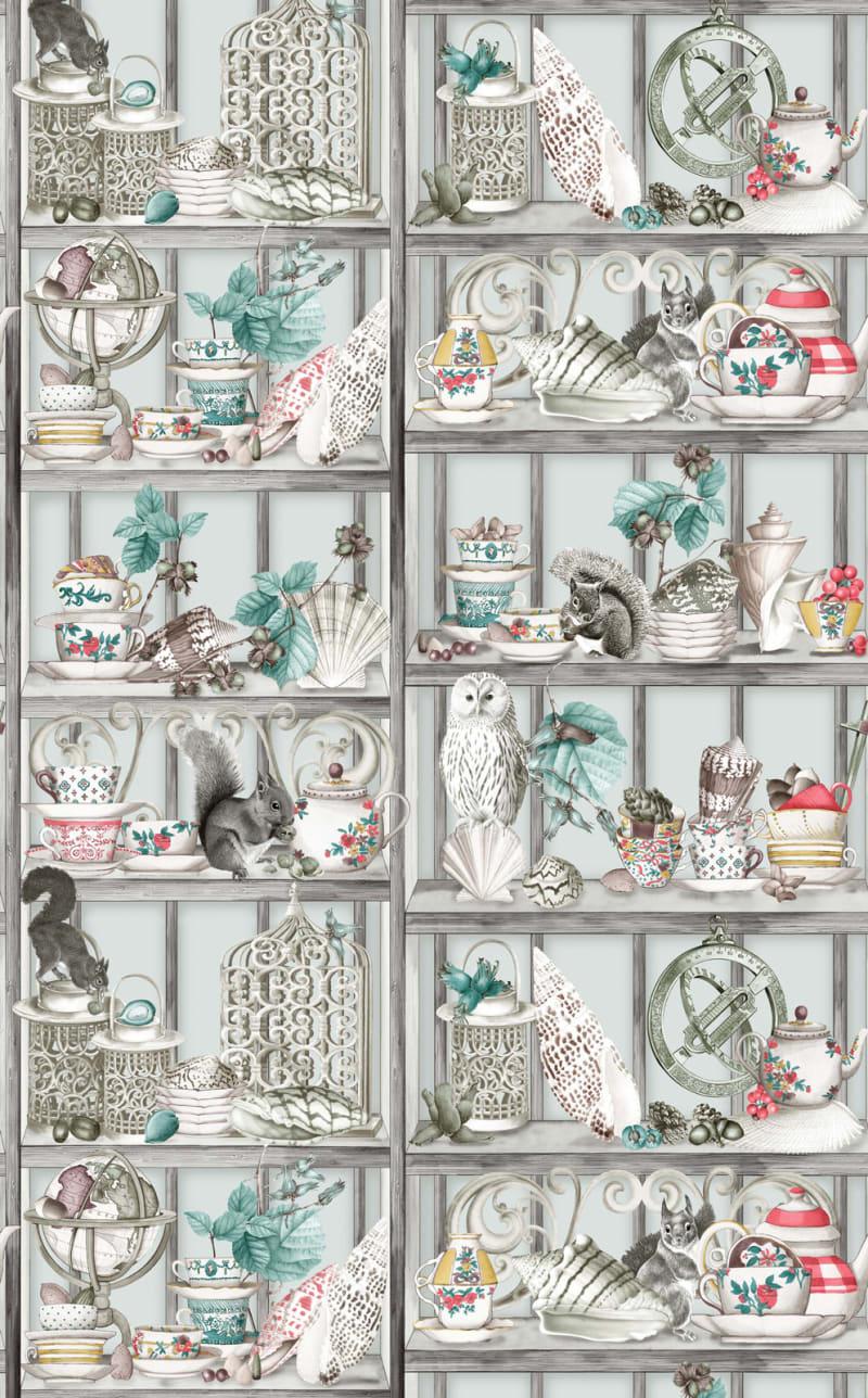 Küchen-Tapete von Küchen-Tapete von Osborne & Little