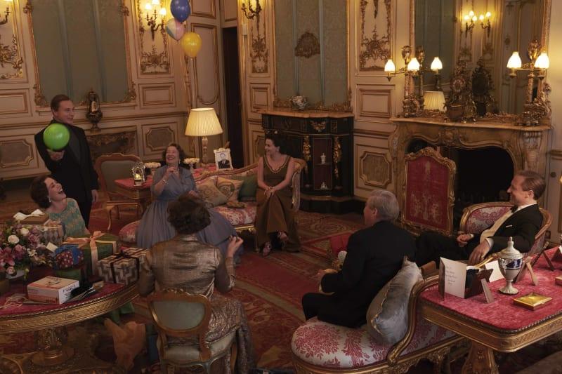 """Die Rekonstruktion des Buckingham Palace in """"The Crown"""""""