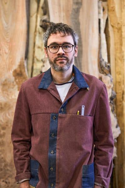Designer Jan Hendzel.