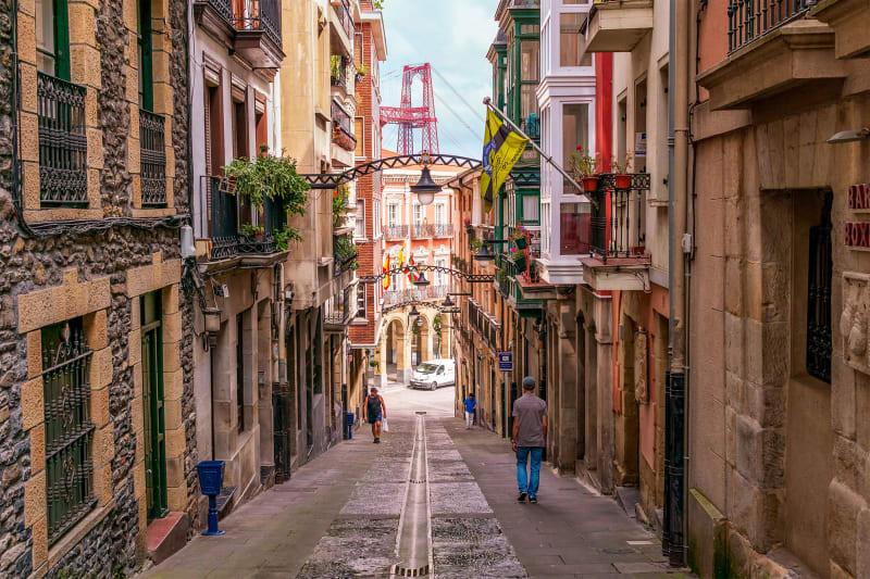 Bilbao (Zuwachs von 402 Prozent)