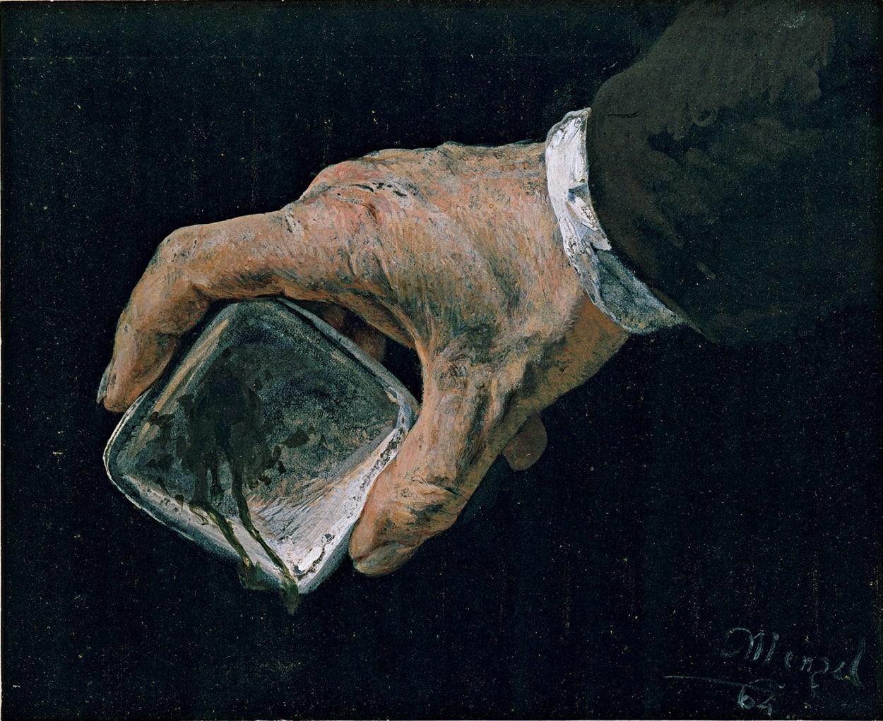 AD, Kunst, Adolph Menzel