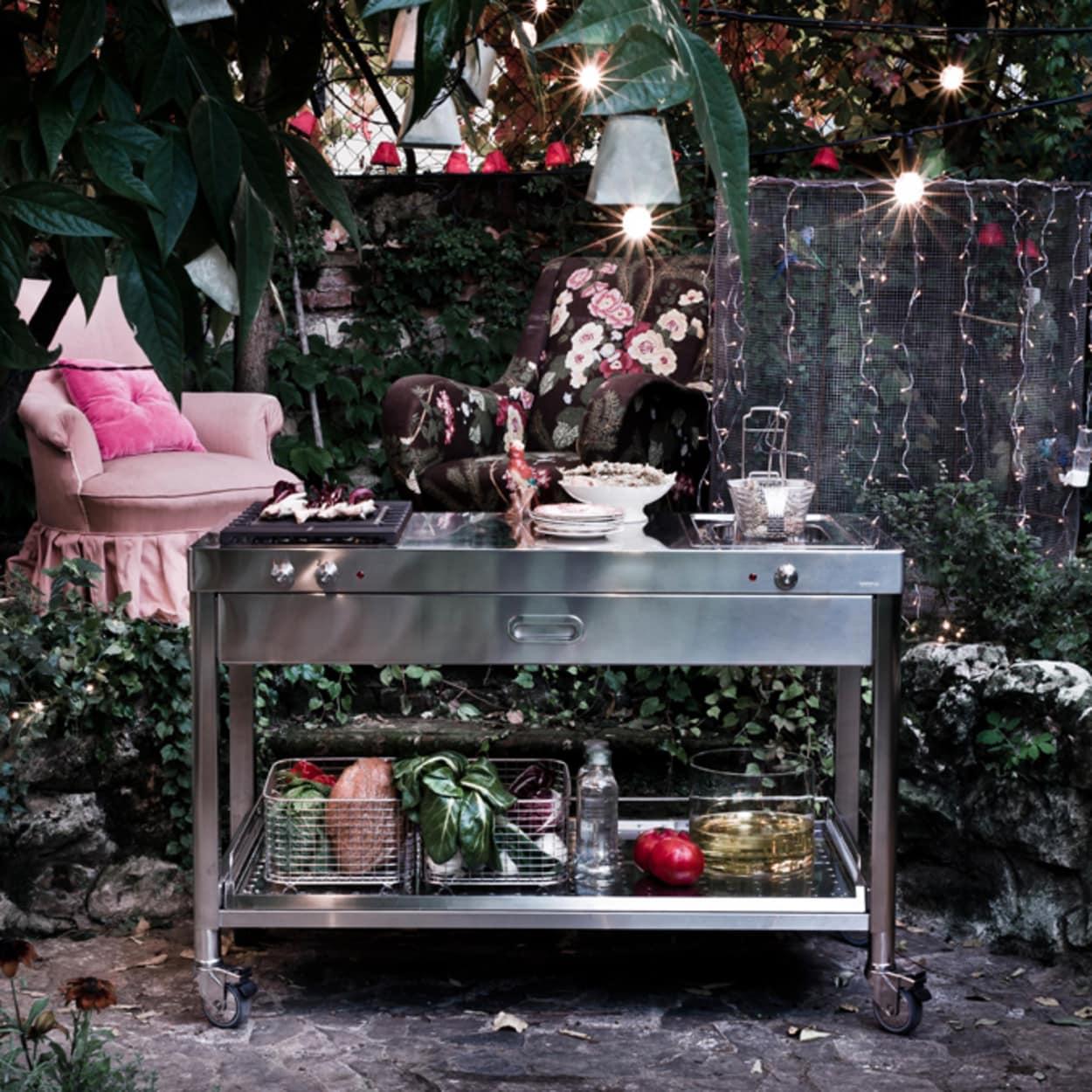 Liberi in Cucina Collection, Nico Moretto für Alpes-Inox - AD