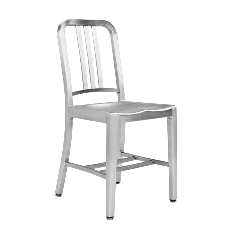 """Navy Chair"""