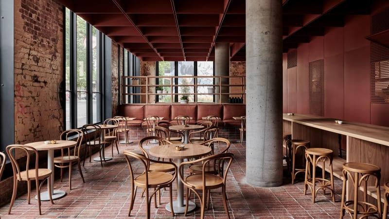 Bentwood Cafe