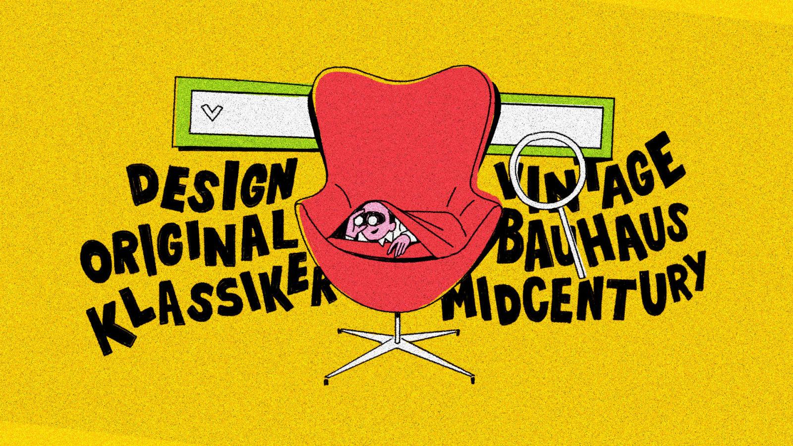 Designklassiker auf Ebay kaufen