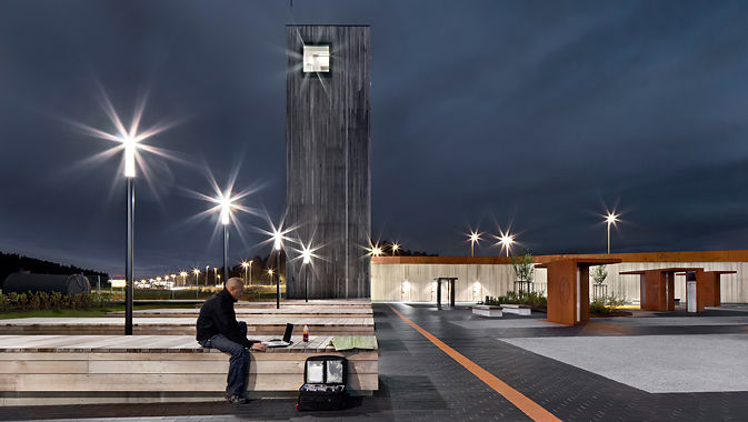 solbergtårnet