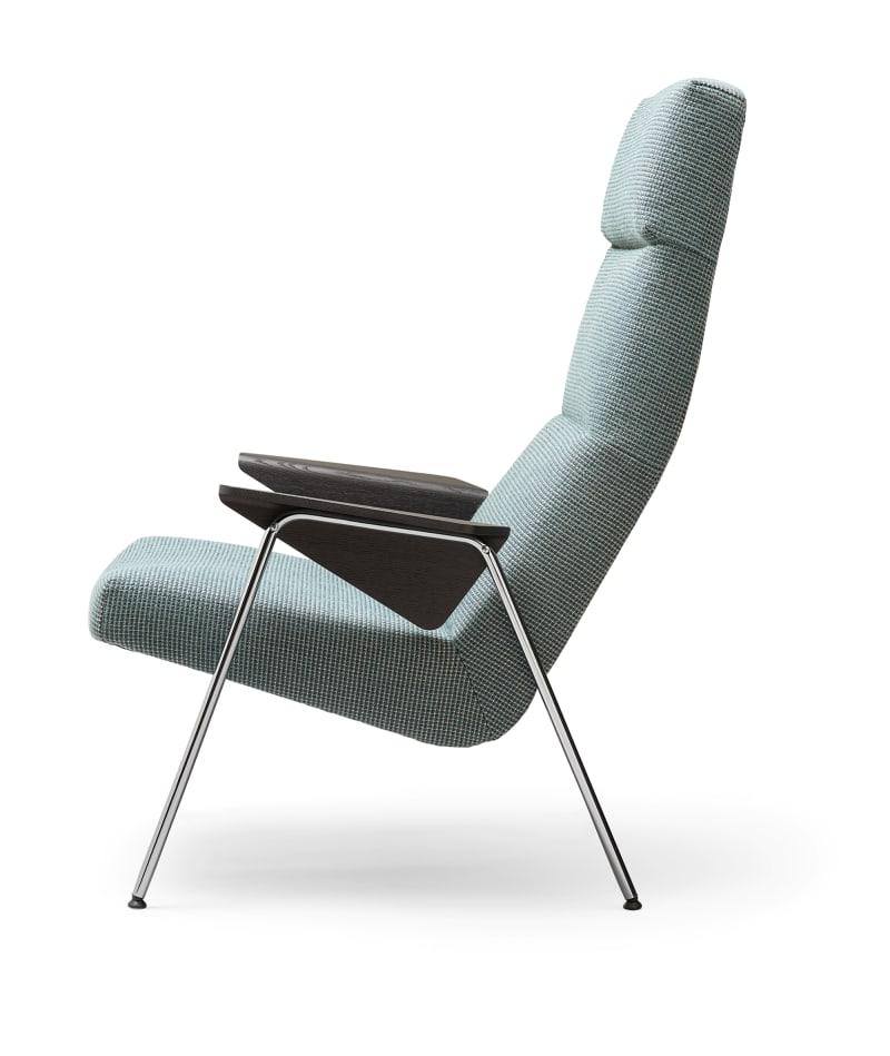 """3. """"Votteler Chair"""", Arno Votteler für Walter Knoll, 1956"""