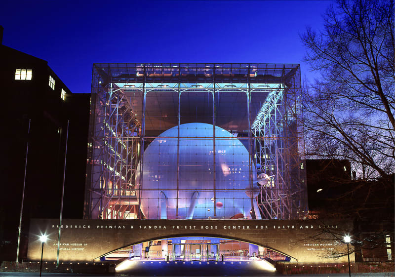Hayden Planetarium New York