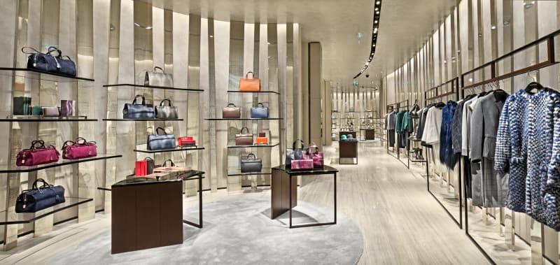 Womenswear, Armani Store, Istanbul