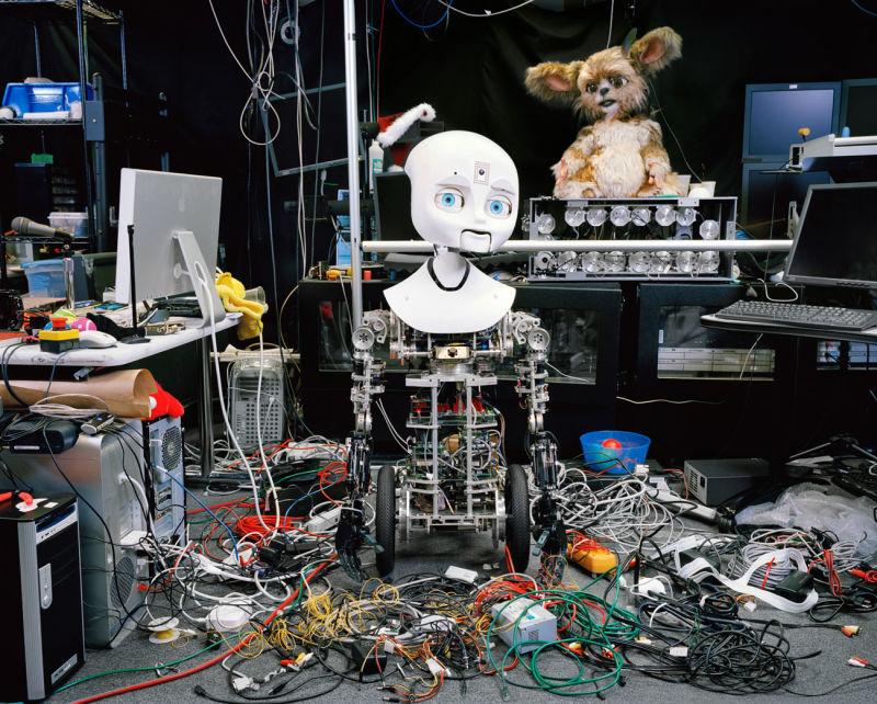 Yves Gellie, »Human Version Vitra Design Museum