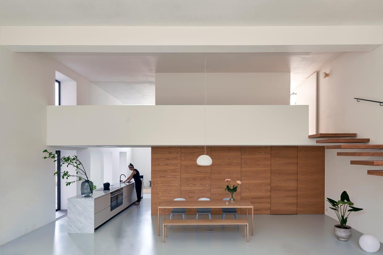 Loft, Niederlande, Rotterdam, Apartment, Umbau