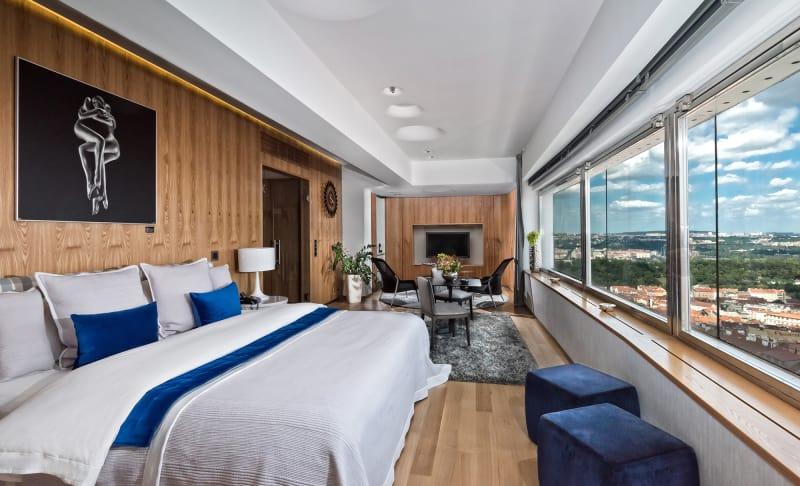 One Room Hotel, Prag