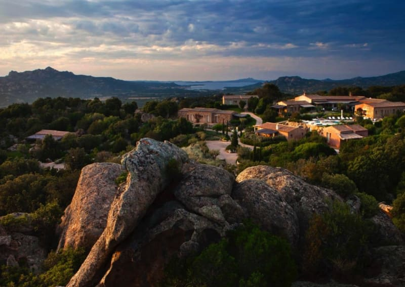 Relais & Châteaux, Petra Segreta Resort & Spa