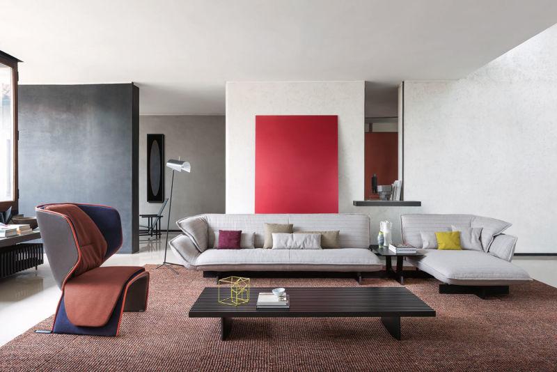 Patricia Urquiola Beam Sofa System