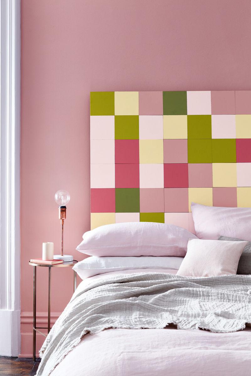 Little Greene Pink Collection Hellborne