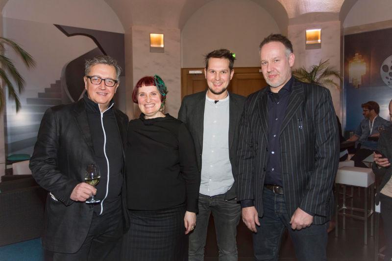 Volker Albus, Nicolette Naumann, Thorsten Neeland, Sebastian Herkner