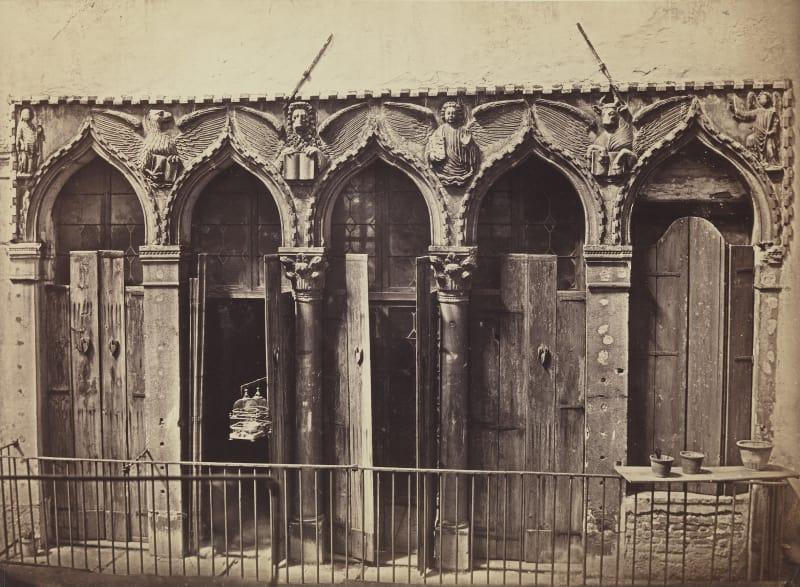 Domenico Bresolin (1813-1900), Palazzo Agnusdio, um 1851/53,