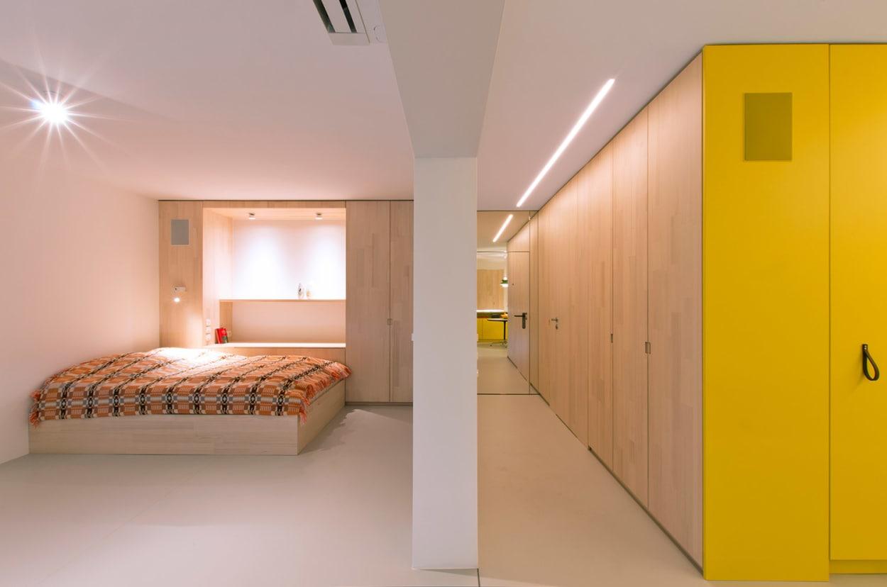 g2o Architekten bauen Stuttgarter Apartment um - AD