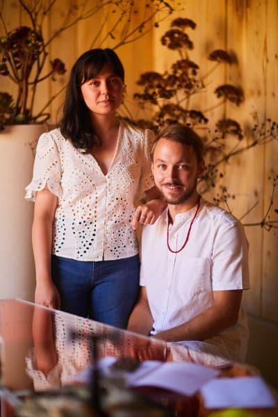 Shizuka Saito und Valentin Dubois gründeten gemeinsam das Atelier Baltik..