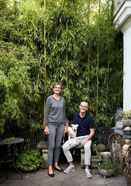 Evelyn Greite und Philipp Vogt