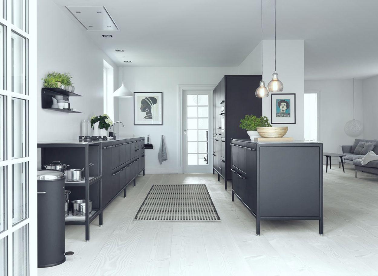 vipp k chen ad. Black Bedroom Furniture Sets. Home Design Ideas