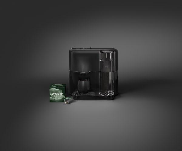 Gewinnen Sie eine Teemaschine von Avoury samt passender Tableware und einer Auswahl an Tee.
