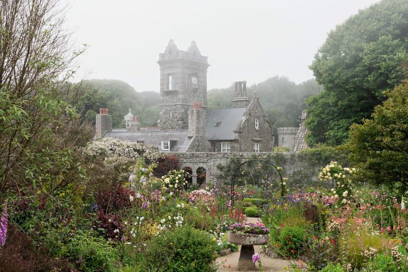 Garten der Seigneurie, Sark