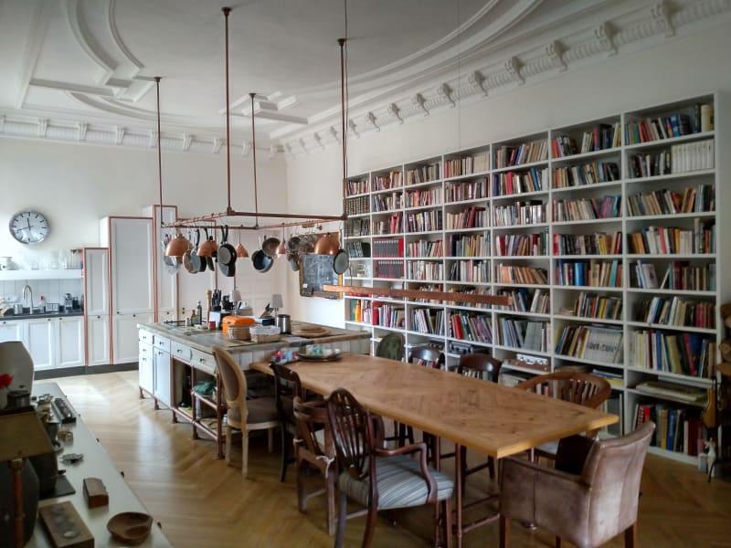 Essbereich der Küche von Steven Sloane