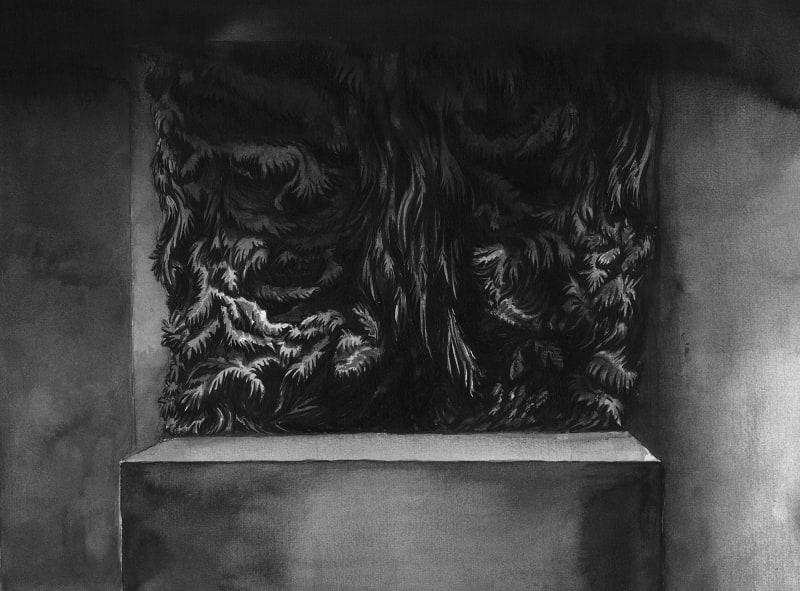 Yoann Pisterman, Painting, Mineral Vegetal
