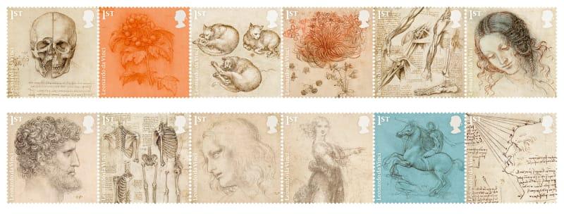 3. Sondermarken der Royal Mail