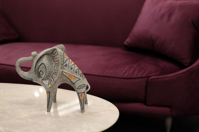 Elefantenkeramik, Roberto Rigoni
