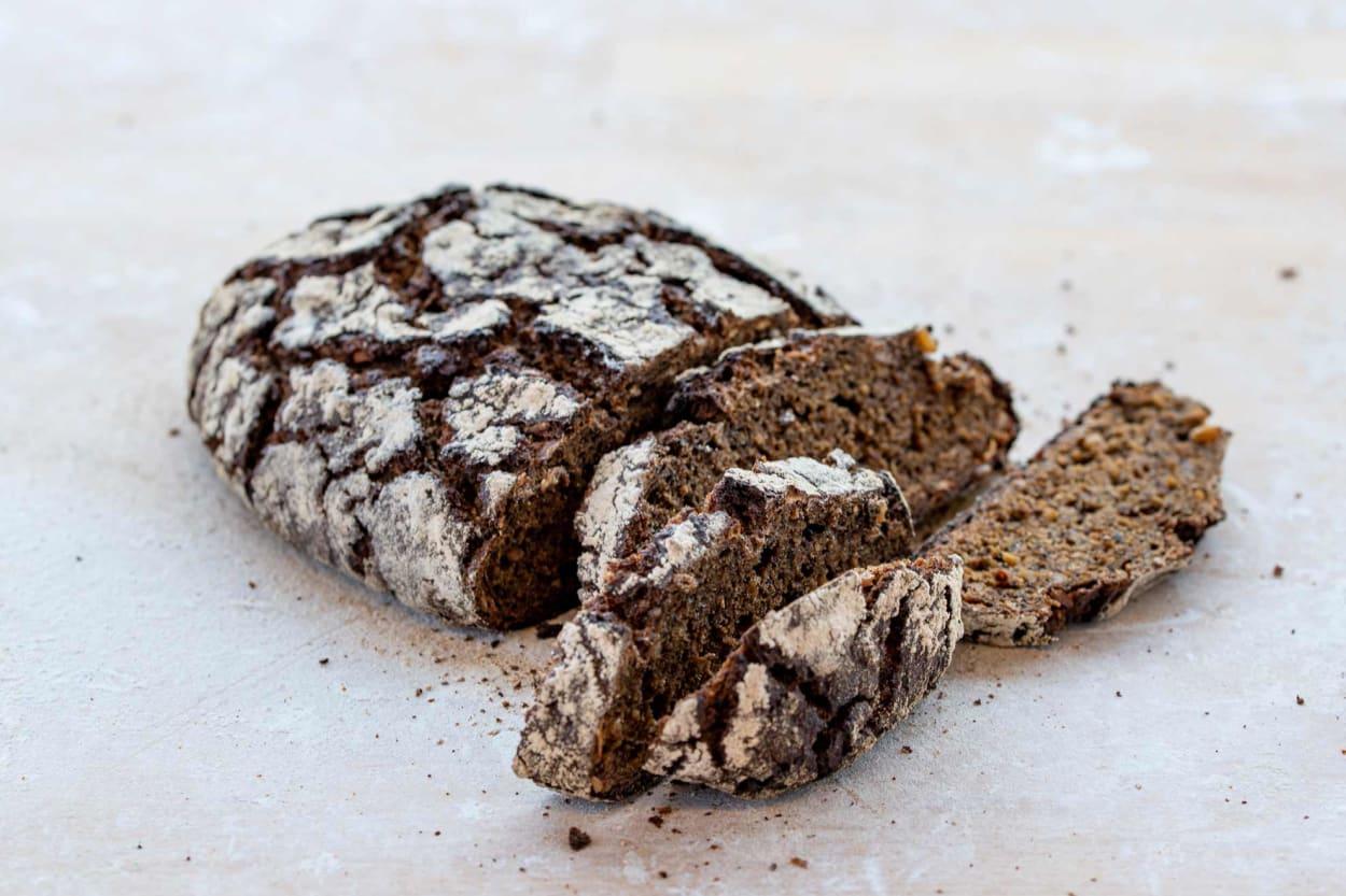 Brot, Roggenbrot, Julius Brantner