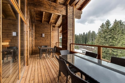 "22. ""PRIVÀ Alpine Lodge"", Lenzerheide"