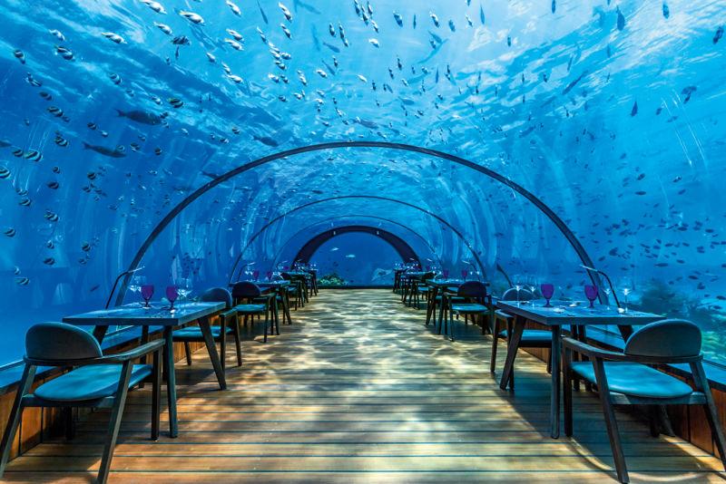 5.8, Malediven