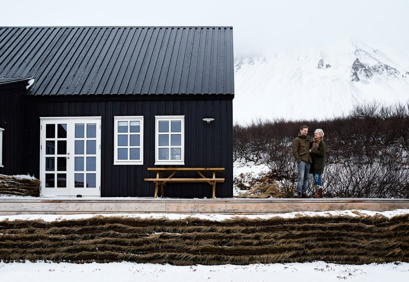 Island Hafnarskógur