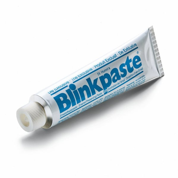 Blinkpaste von Aquatic, 15 Euro.