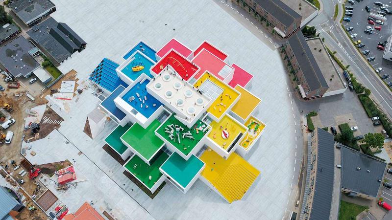 1. Lego House
